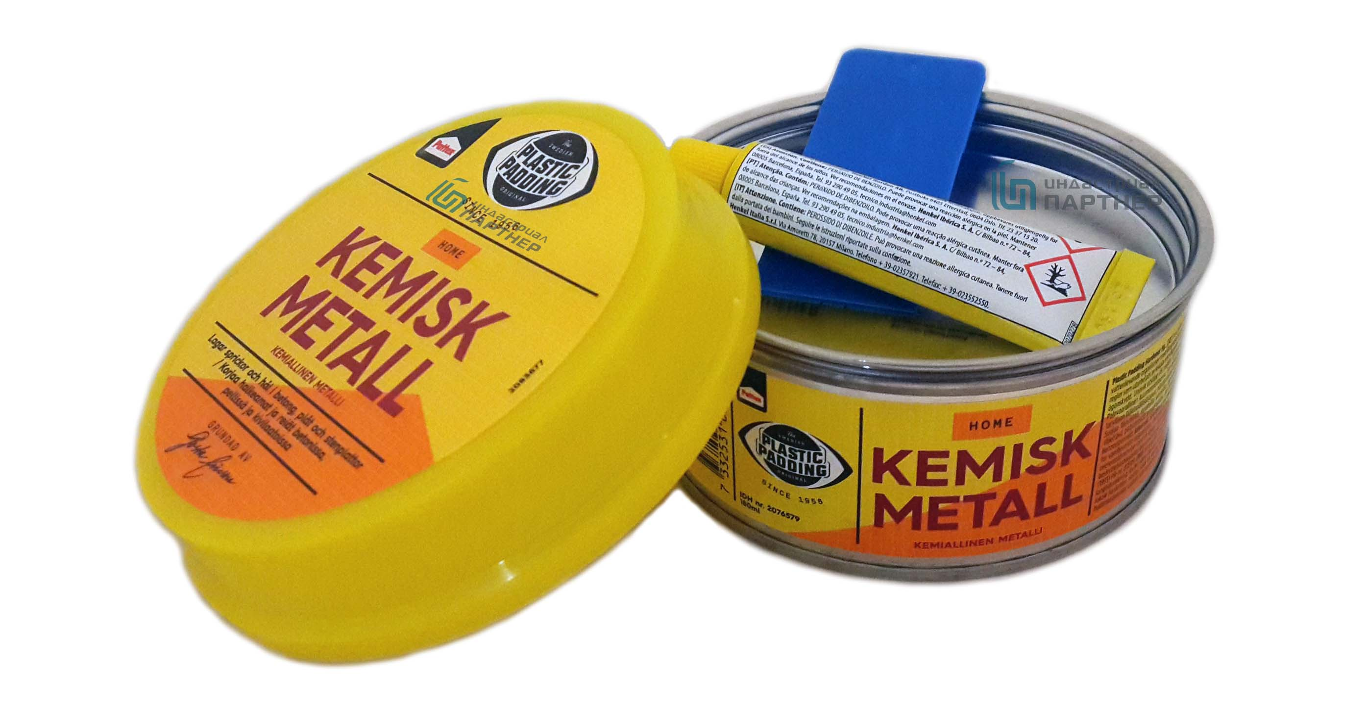 Underbar Chemical Metall :: Loctite (Локтайт) DN-61
